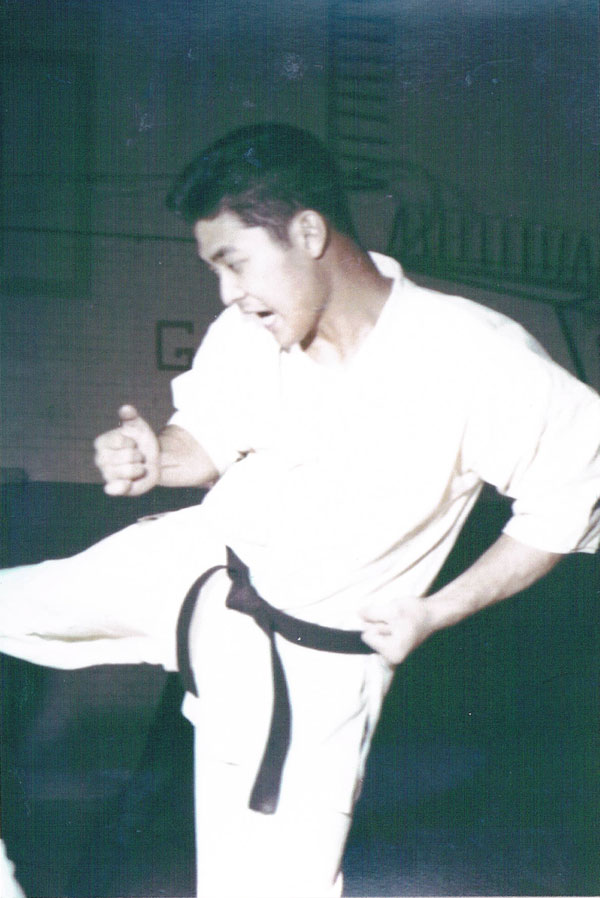 1960 Teach Kempo at age 22 (Picture 2)